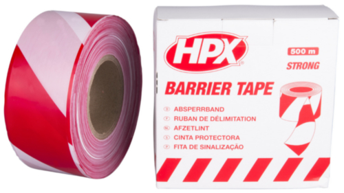 HPX Safety & marking tape 50MMX100M B50100