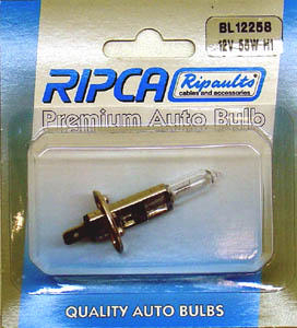 RIPC-1PC-BL12258 LAMP 12V 55W H1
