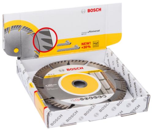 Bosch Disco de corte 180X22,23X2X10MM