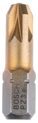 BOSC 10PC BIT MAX GRIP PZ 3 25MM
