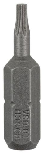 BOSC 25PC BIT EXTRA-HARD T8 25MM