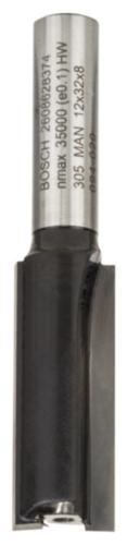 Bosch Stopkové frézy VINGER HM 12X32/8MM