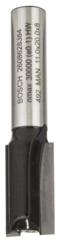 Bosch Fraises de finition VINGER HM 11X20/8MM