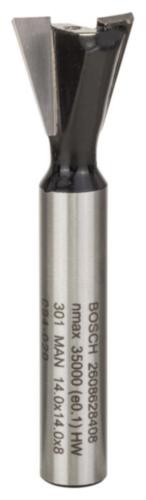 Bosch Dovetail cutter ZWALS HM14,3X12,7/8