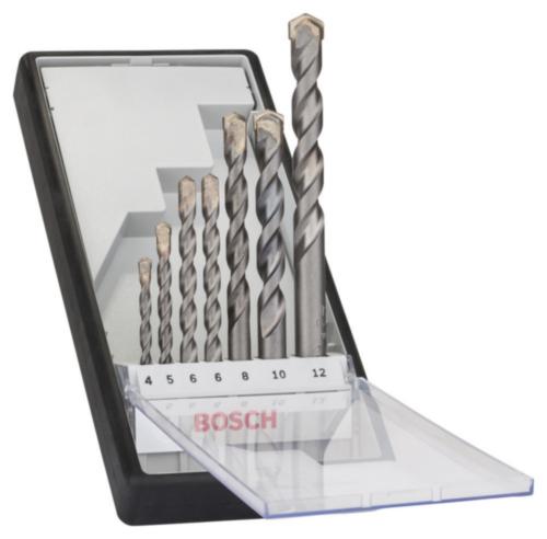 Bosch Concrete drill set 7PC CYL-3 4-12MM