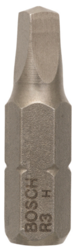 BOSC 25PC BIT EXTRA-HARD R3 25MM