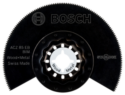 Bosch Lame de scie segment BIM SEGMENT W&M 85MM