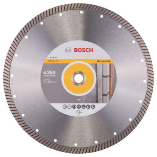 Bosch Disco diamante 350X20+25,40X3,2X12