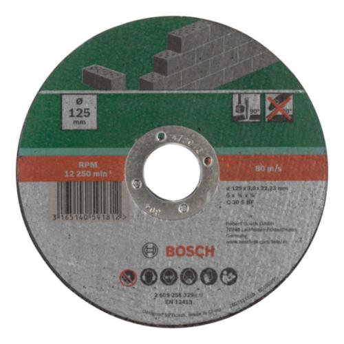 Bosch Disco de corte 2609256329