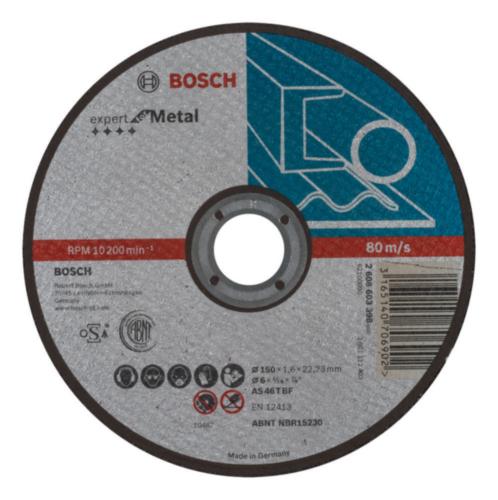Bosch Disco de corte AS 46 T BF 150MM