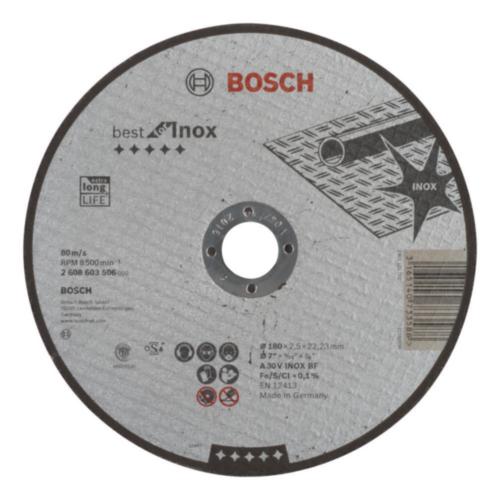 Bosch Disco de corte A 30 V BF 180MM