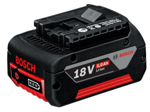 Bosch Accu pack GBA 18V 5,0AH M-C