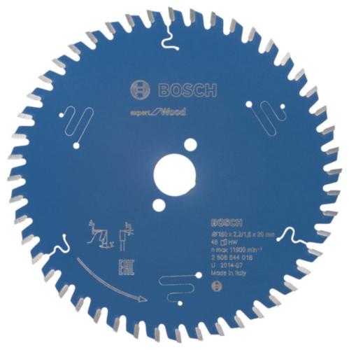 Bosch Hoja de sierra circular 160X20X2.2/1.6X48 T