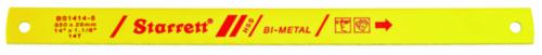 Starrett Hacksaw blade 14X1.1/8X.050X.335