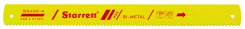 Starrett Hacksaw blade 450X41X2.00X8.5