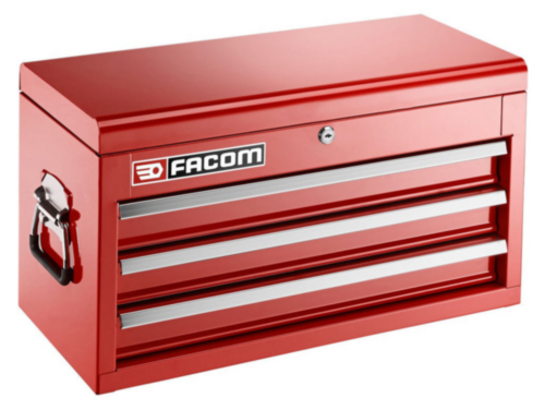 Facom Toolboxes, steel 3 DRAWERS