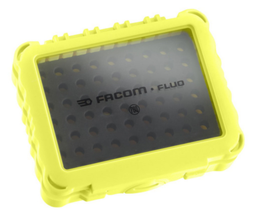 FAC EMPTY BOX BITS 63 FLUO