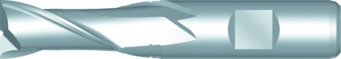 Dormer Fréza pre drážky krátka C123 DIN 844 K HSSE PM Blanc 15.00mm