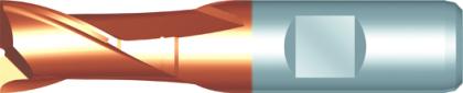 Dormer Fresa corta C126 DIN 327-D HSSE PM SUPER-R 10.00mm