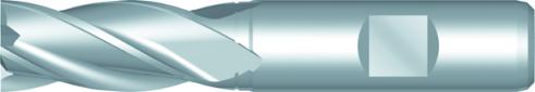 Dormer Stopkové frézy C247 DIN 844 K HSSE PM Blanc 3/16In