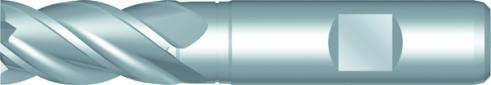 Dormer Schaftfräser C299 DIN 844-K HSSE PM Alcrona 5.00mm