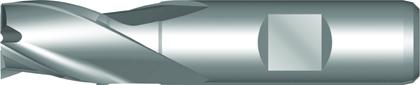 Dormer Fresa corta C306 DIN 327-D HSSE Blanco 18.00mm