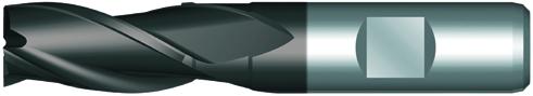 Dormer Freză deget de slot scurtă C352 DIN 844 K HSSE PM SUPER-G 3.00mm
