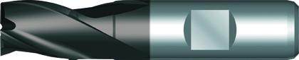 Dormer Fresa corta C353 DIN 327-D HSSE PM SUPER-G 8.00mm