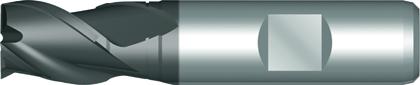 Dormer Frez trzpieniowy krótki C367 DIN 327 D HSSE PM SUPER-G 5.00mm