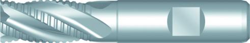 Dormer Hrubovacie frézy C400 DIN 844 K HSSE Blanc 7.00mm