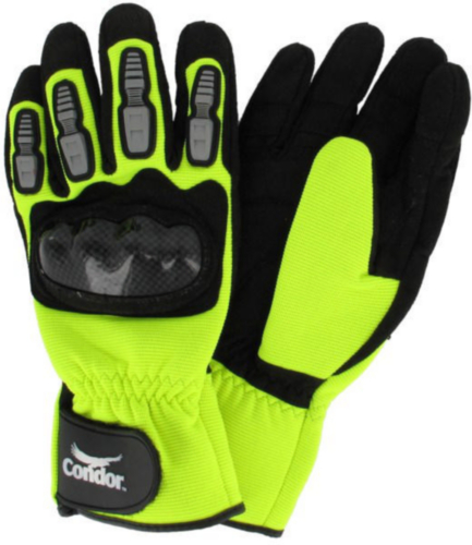Condor Gloves Spandex Acryl SL84-XL-YELL