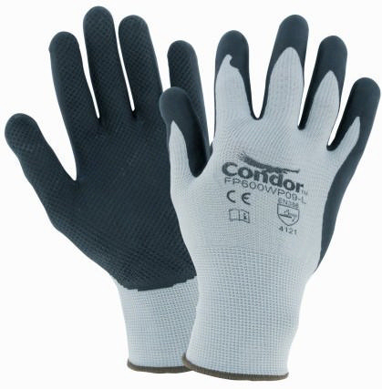 Condor  S povlakom na dlani