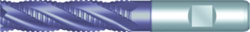 Dormer Fraises d'ébauche C429 DIN 844 L HSSE TiCN 25.00mm