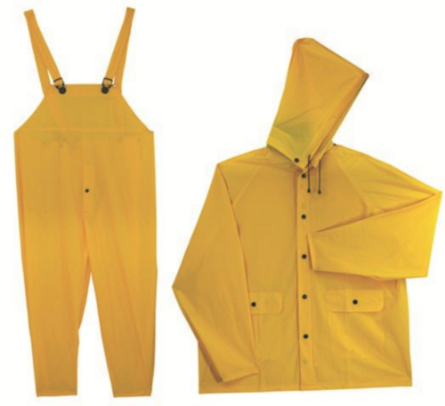 Condor Rain suit Yellow RS - 2XL
