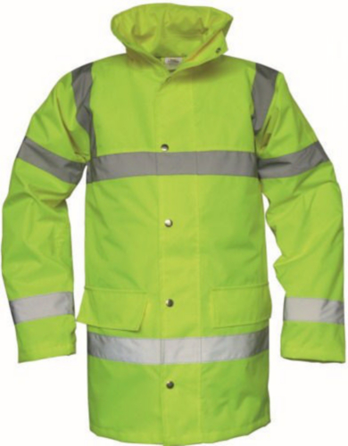 Condor High visibility traffic jacket Yellow HI-VIZ 1147 - L