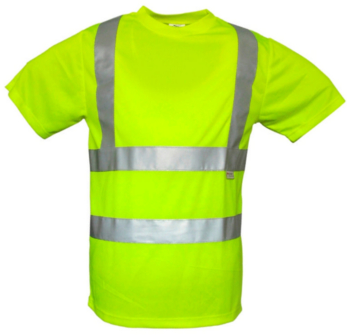 Condor High visibility traffic t-shirt Yellow HI-VIZ PY - M