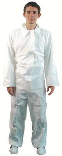 Condor Disposable coverall White BC16-256 - M