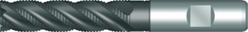 Dormer Schruppfräser C492 DIN 844-L HSSE PM SUPER-G 6.00mm