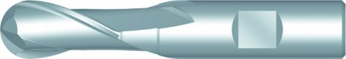 Dormer Rotary burr C505 DIN 844-K HSSE Blanc 14.00mm