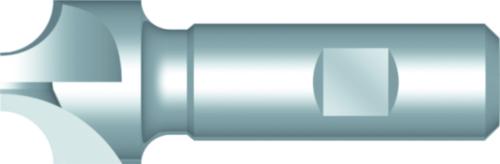 Dormer Tvarové frézy rádiusové C700 HSSE Blanc 20.0mmx12.5mm