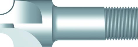 Dormer Tvarové frézy rádiusové C710 HSS Blanc 1.3/8x1/2In