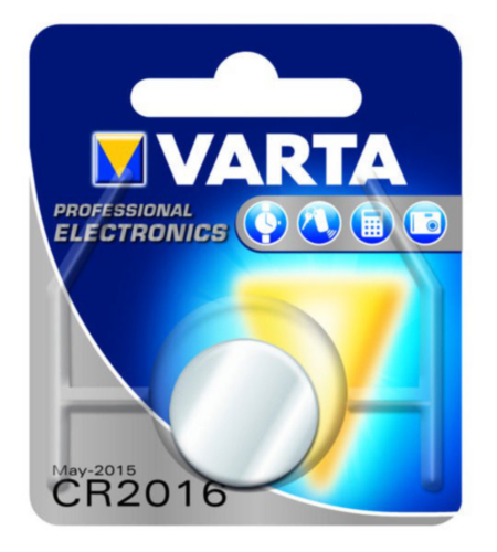 Varta Battery 6016101401 CR2016 3V 1PC