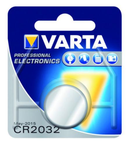 VART BATTERIE ÉLECTRON            CR2032