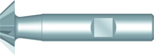 Dormer Rezačka v tvare holubičieho chvosta  C831 DIN 1833 C HSSE Blanc 25.0x10.0
