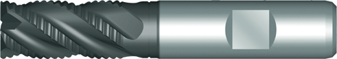 Dormer Frezy walcowo-czołowy do obróbki zgrubnej C908 DIN 844-K HSSE PM SUPER-G 11.00mm