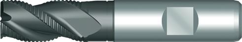 Dormer Fresas desbaste C922 DIN 844-K HSSE PM SUPER-G 9.00mm