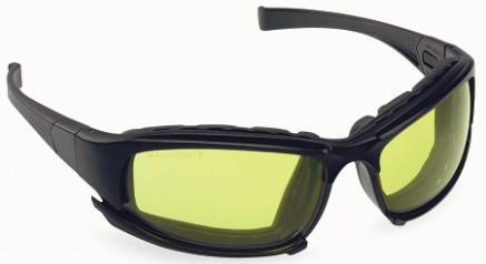 Jackson safety Safety glasses 25674 Amber