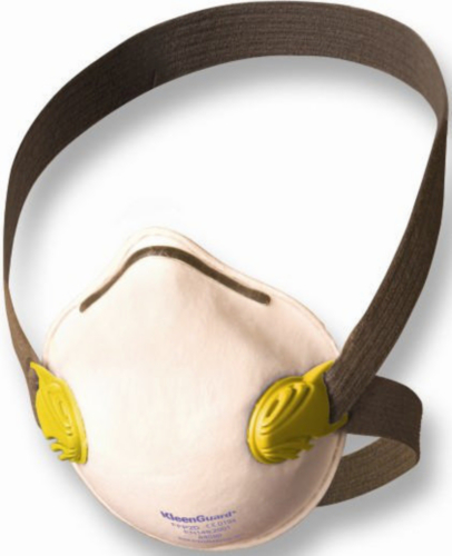 Jackson safety Particulate respirator Three-layer mechanical and electrostatic filte media 64550