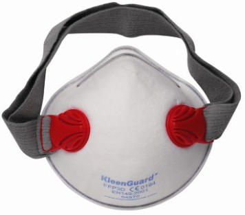 Jackson safety Particulate respirator Three-layer mechanical and electrostatic filte media 64590