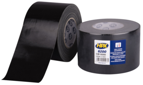 HPX 6200 Duct tape 100MMX50M